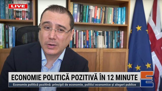 Embedded thumbnail for Economie politică pozitivă în 12 minute
