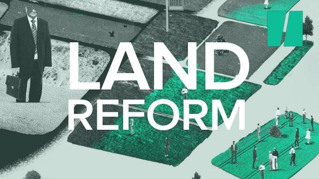Embedded thumbnail for Should we implement land reform aimed at reducing land inequality in developing countries?